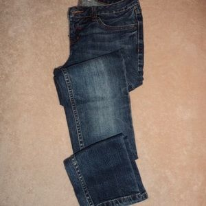 American Rag - Low Rise, Skinny Sz 7 Regular